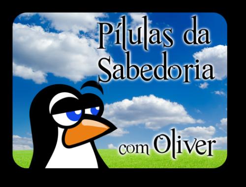 pilulas da sabedoria com oliver